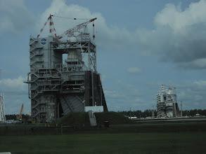 Photo: Rocket Test Stands