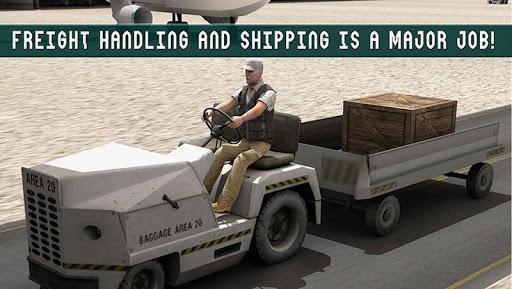 運輸卡車貨機