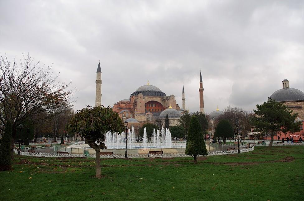 Qué ver en Estambul. Santa Sofia
