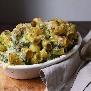 Baked Spinach Rigatoni Recipes