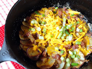 Roasted Potatoes With Bacon Recipe