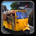 Tuk Tuk Hill Climbing 3D icon