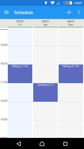 サイクリングを実行しているスポーツトラッカー|玩健康App免費|玩APPs