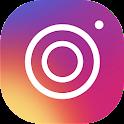 InstaCam: Camera For Instagram icon