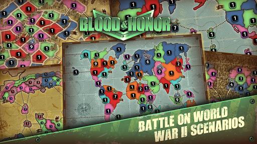 Blood & Honor: War, Strategy & Risk apkpoly screenshots 11