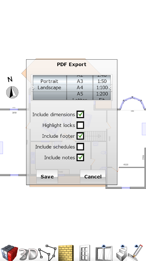 RedStick Site CAD- screenshot