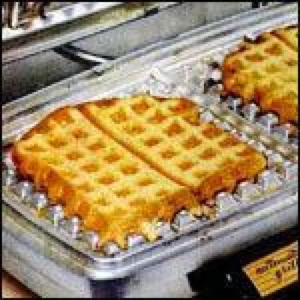 Bread And Butter Waffles Recipe
