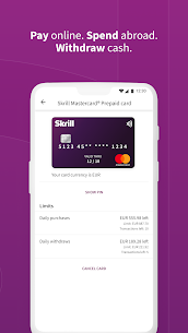 Skrill – Fast, secure online payments 2