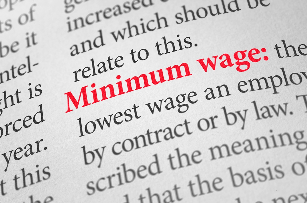 National Minimum Wage On Track For Roll Out