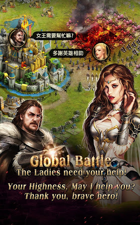 Clash of Queens:Dragons Rise 1.8.34 screenshot 628832