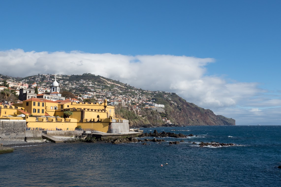 Funchal fortress, Madeira