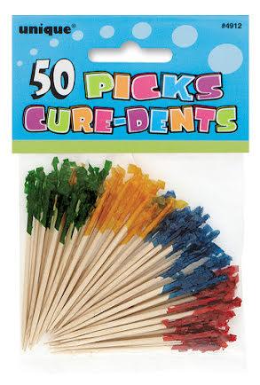 Picks, färger