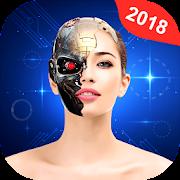 Cyborg Robot Photo Editor 2018