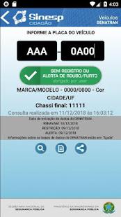 App Sinesp Cidadão APK for Windows Phone