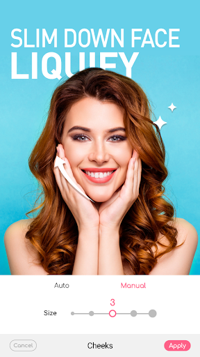 Beauty Camera Plusu2013 Sweet Selfie u2665 Makeup Editor 5.5.68 screenshots 1
