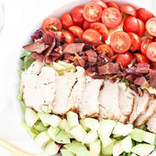 Turkey BLT Salad.