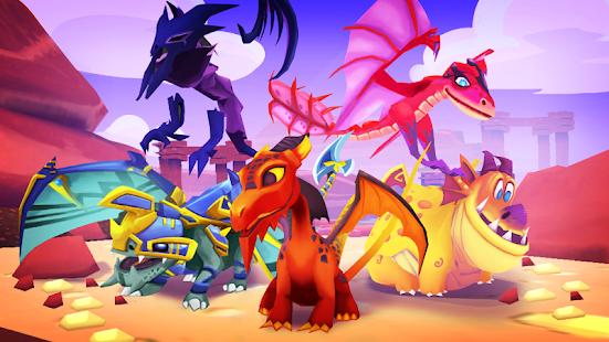 Dragon Blitz Imagen do Jogo