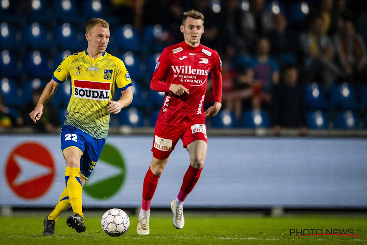 """Christian Brüls ponctue la saison régulière avec un goût amer : """"Le Beerschot ne mérite pas de gagner la tranche, mais je les félicite quand même"""""""