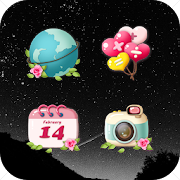 App Pink Cake Fairy Icon Pack APK for Windows Phone