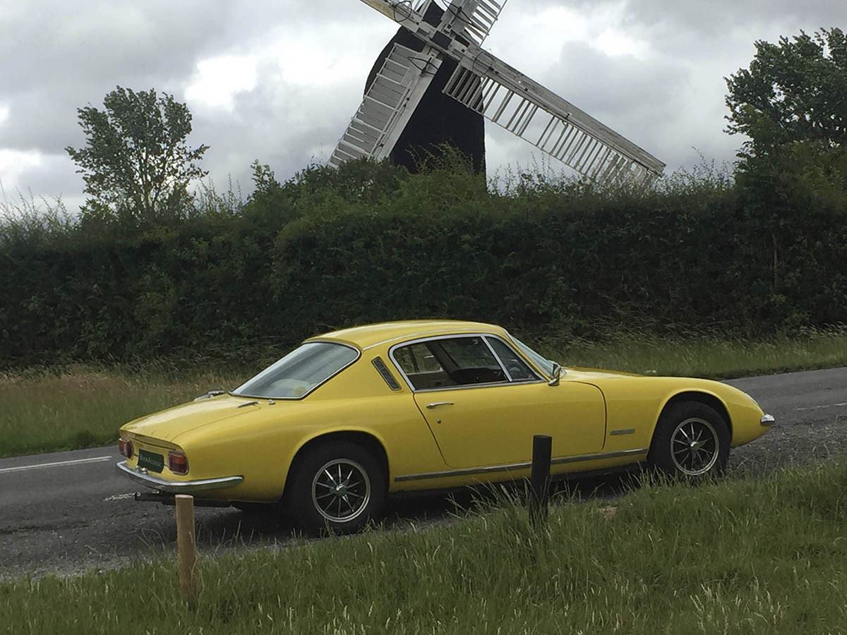 Lotus Elan Plus 2 130s Hire Horley