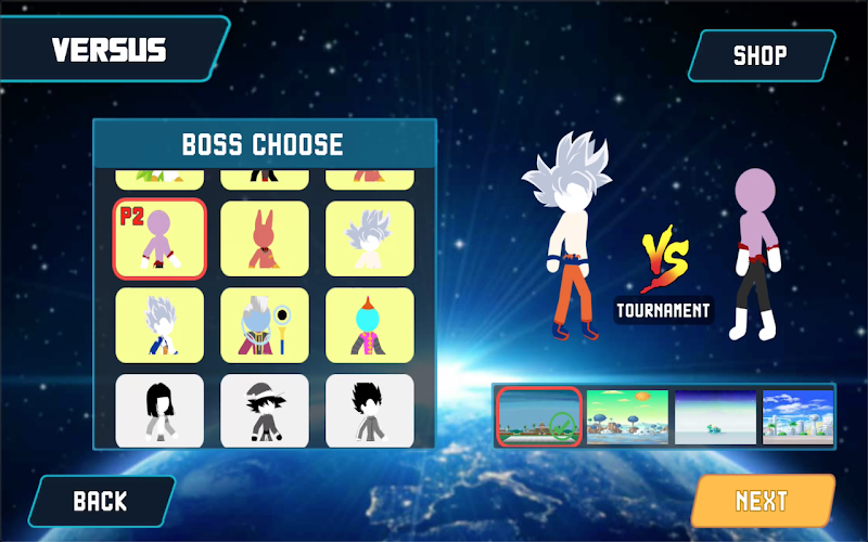 Z Stick: Battle of Dragon Super Warrior Screenshot 5