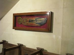 Photo: 236 La Valette, église grecque catholique ND Damas, dormition Vierge, bois chromé