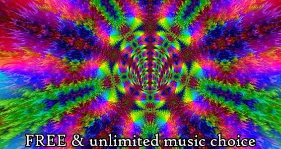 Astral 3D FX Music Visualizer - Fractal Eye Candy 137 + (AdFree) APK