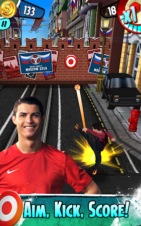 Cristiano Ronaldo: Kick'n'Run 3D Football Game 1.0.33 screenshot 2092829
