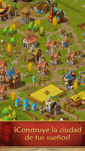 Townsmen Premium para Android
