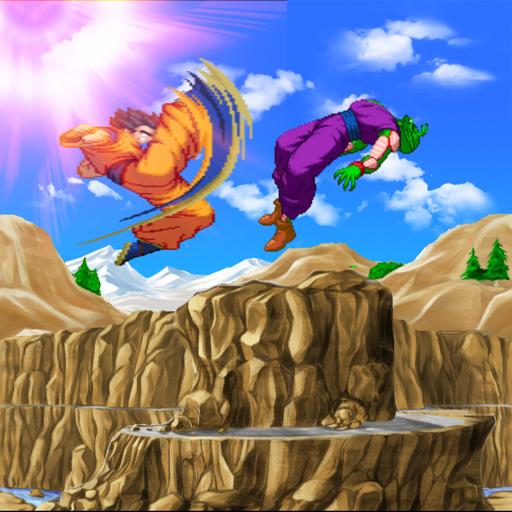 Guko Saiyan for Super Warrior