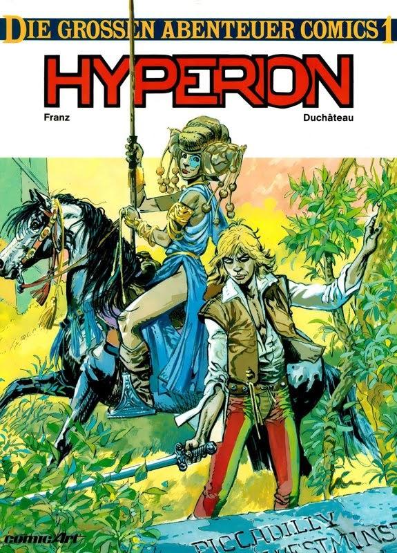 Die grossen Abenteuer Comics (1988) - komplett