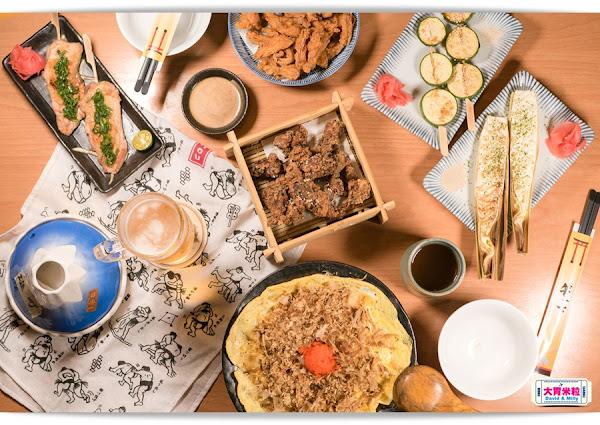 隱身住宅區的日式串燒店!高雄等一下串燒。平價新鮮、溫馨和風氛圍~鳥居、浮世繪壁畫宛如置身小日本(國光幫幫忙推薦美食)