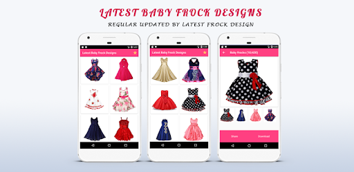 Приложения в Google Play – Latest Baby Frock Designs