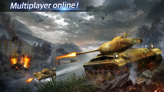 Furious Tank: War of Worlds_1st Anniversary 5