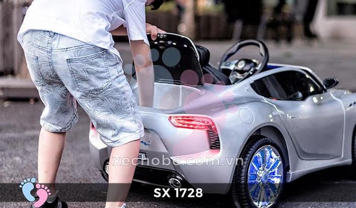 Xe hơi điện trẻ em SX-1728 14
