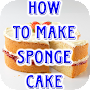 How To Make Sponge Cake APK icon