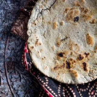 Millet Flat Bread (Bajri no Rotlo).