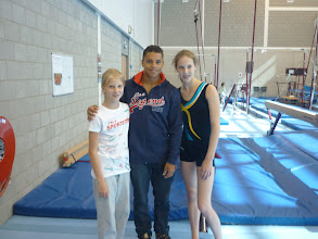 Photo: met Marijn en Jeffrey