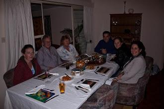 Photo: NIce party with zimbabwean friends / Příjemná párty s našimi zimbabwskými přáteli