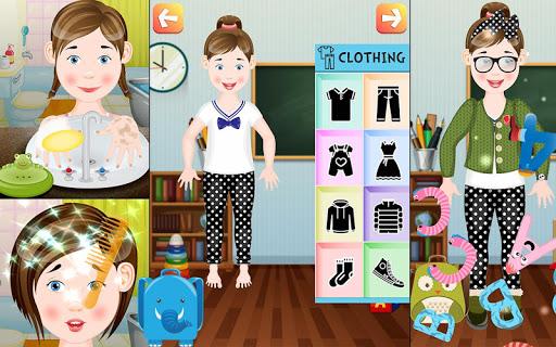 Kids Dress Up & Makeover Game