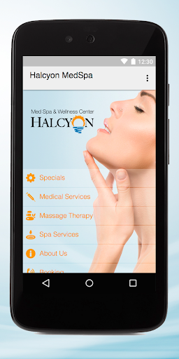 玩免費遊戲APP 下載Halcyon Med Spa app不用錢 硬是要APP