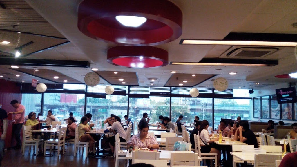 CAPTURED BY KATA M3 INDOOR RESTAURANT LIGHTING AFTERNOON