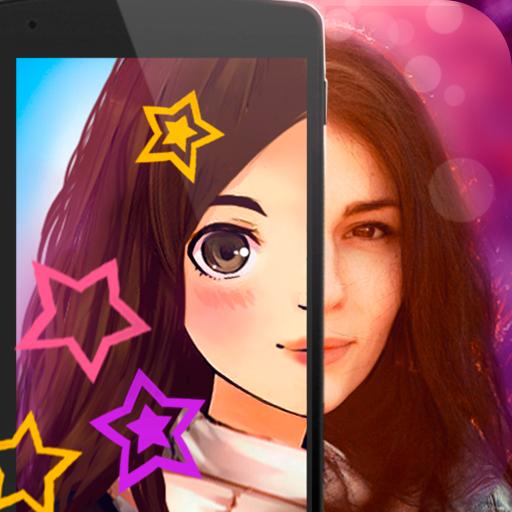 模拟のMaker anime manga avatar LOGO-記事Game