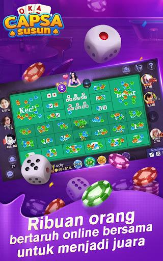 Capsa Susun Online:Poker Free screenshots 5