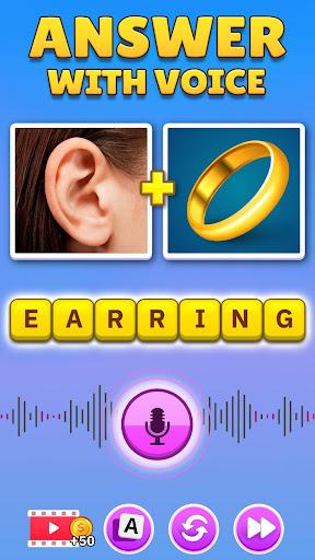 Word Pics ud83dudcf8 - Word Games ud83cudfae apkpoly screenshots 5