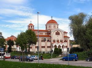 Photo: griechisch-orthodoxe Kirche in Esslingen