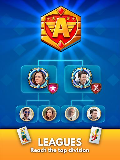 Scopa - Free Italian Card Game Online apkslow screenshots 15