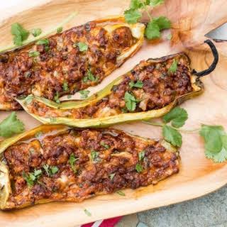 Chorizo Cheese Stuffed Peppers Recipes.