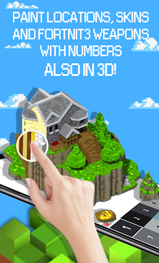 Fortnit3 Pixel Art 2.1 screenshots 2