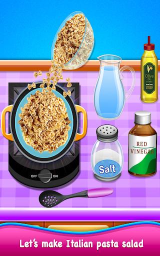 Healthy Salad Maker - Kitchen Food Cooking Game 1.0 screenshots 7